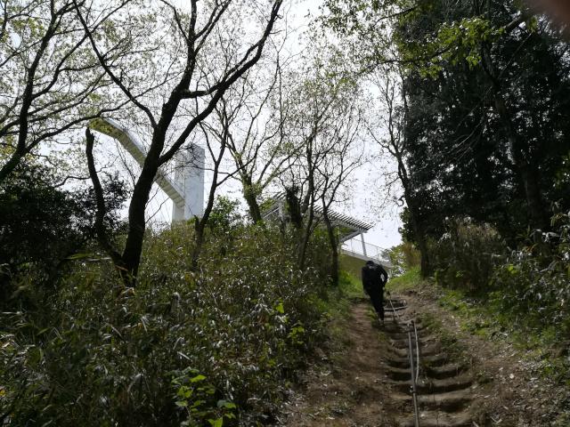 鐘の鳴る丘展望台