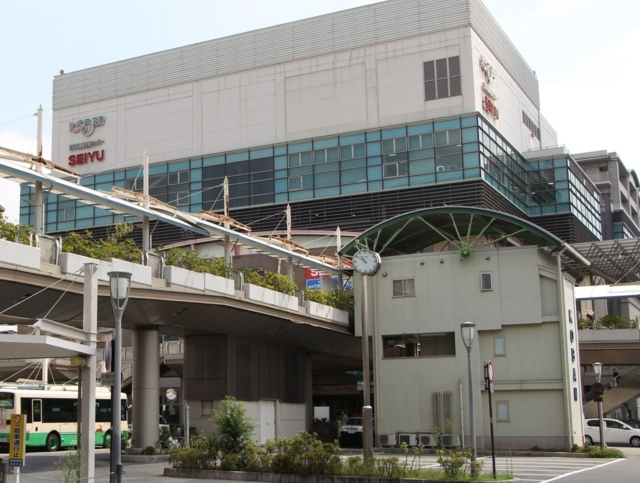 JR王子駅